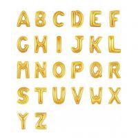 Фольгированные шары буквы