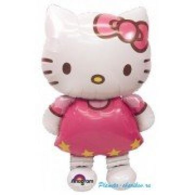 "Ходячий шар ""Hello kitty"""